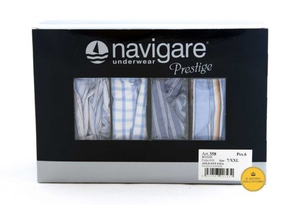 Boxer Navigare 358