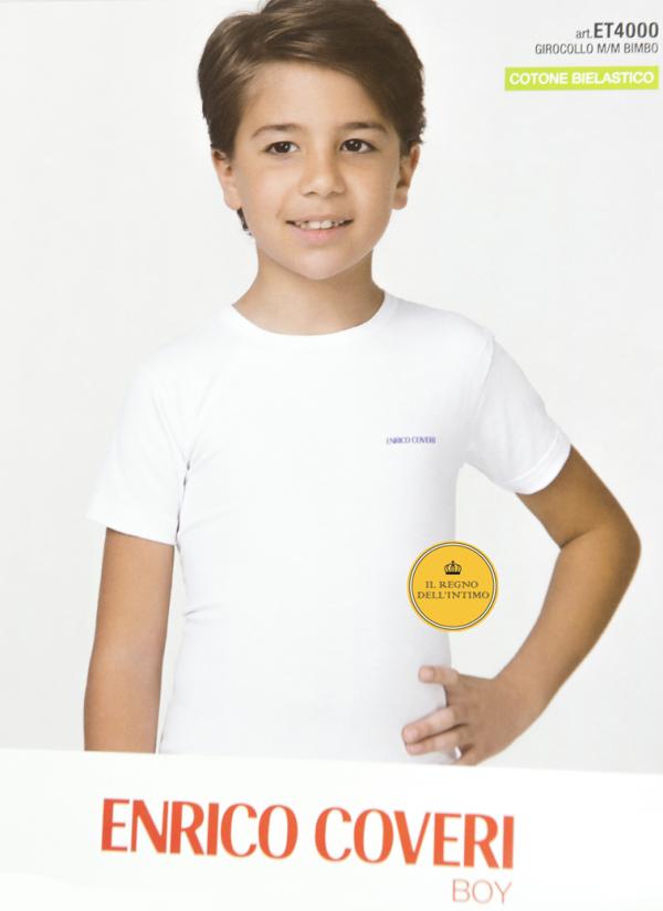 T-shirt Enrico Coveri ET4000