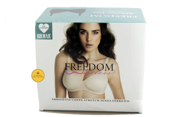 Reggiseno Freedom Lormar