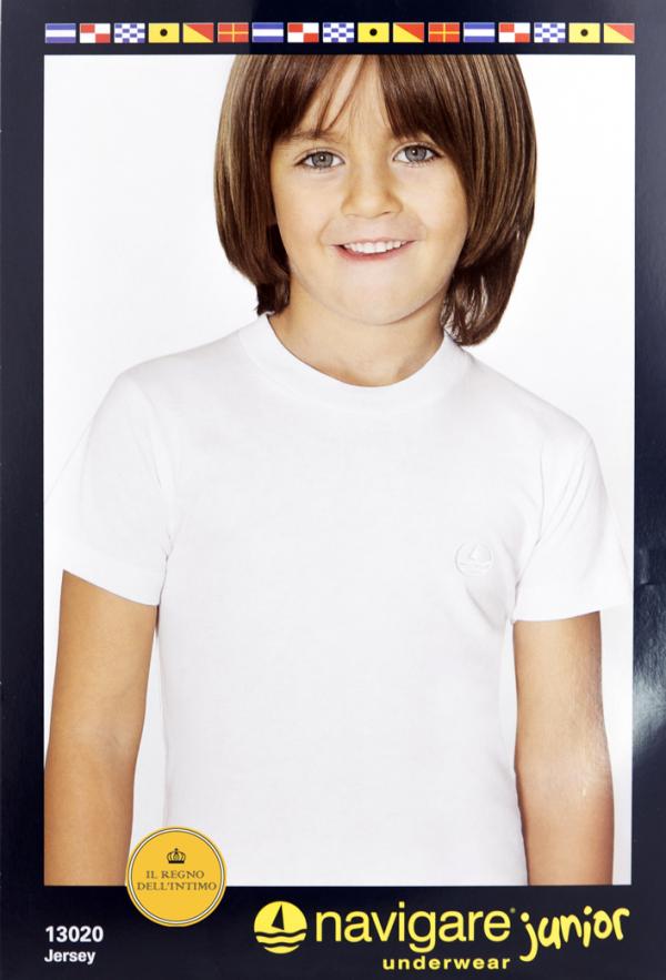 T-shirt bambino Navigare 13020