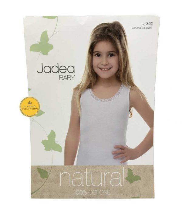 Canotta bambina Jadea