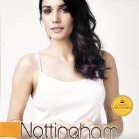 Canotta spalla stretta donna Nottingham 4014