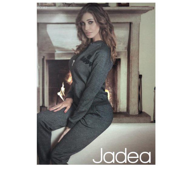 Tuta con zip donna Jadea