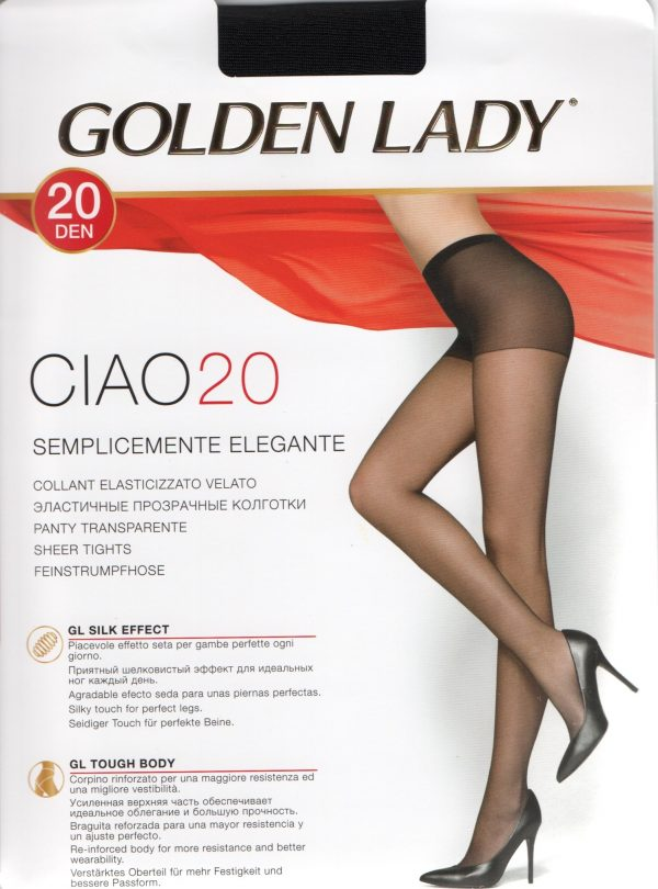 Collant Golden Lady CIAO20