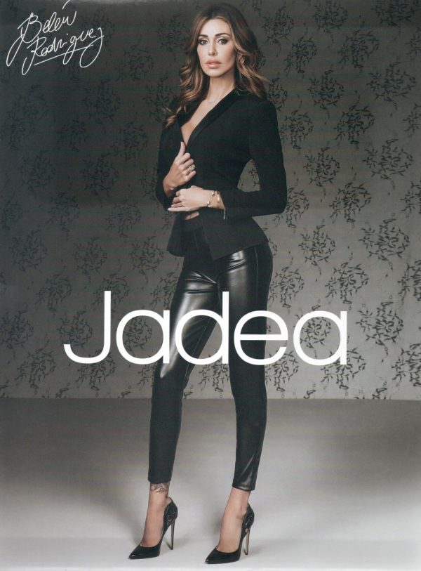 Legings in eco pelle Jadea